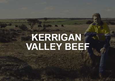 Kerrigan Valley Beef