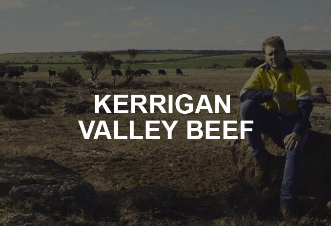 Kerrigan Valley Beef