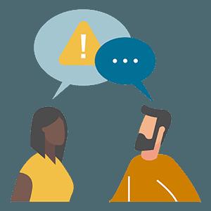 risk competency presentation illustration